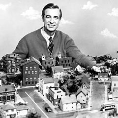 Would Mister Rogers have allowed Target into his neighborhood? (credit: wikipedia.com)