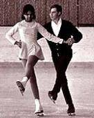 Condoleezza Rice skating in the mid-1960s. (credit: figureskating.about.com)