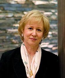 Kim Campbell. (credit: Wikipedia)