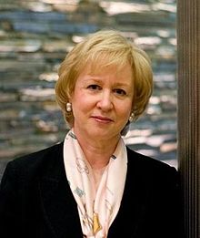 Kim Campbell. (credit: Wikipedia)