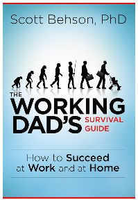 The cover of Scott's book. (credit: fathersworkandfamily.com)