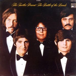 The Turtles' 1968 album The Battle of the Bands - a fantastic musical accomplishment. (credit: discogs.com)
