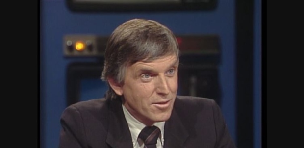 Bob White in 1984. (credit: cbc.ca)